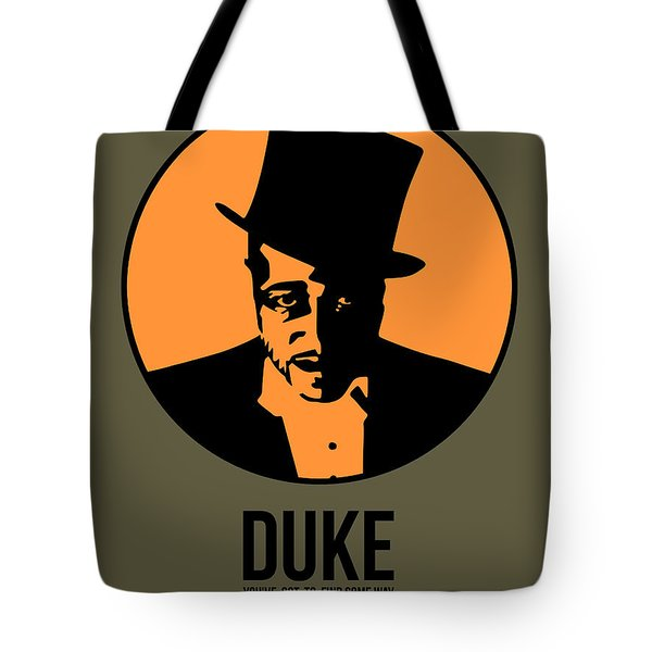Dude Poster 3 Tote Bag