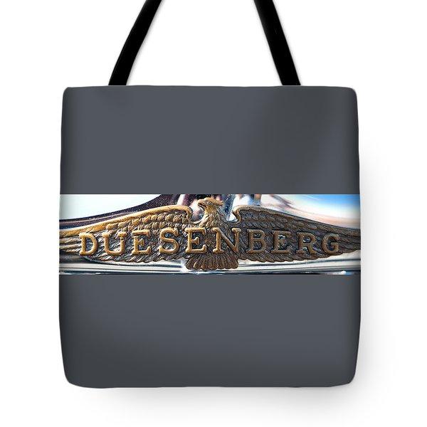 Duesenberg  Tote Bag