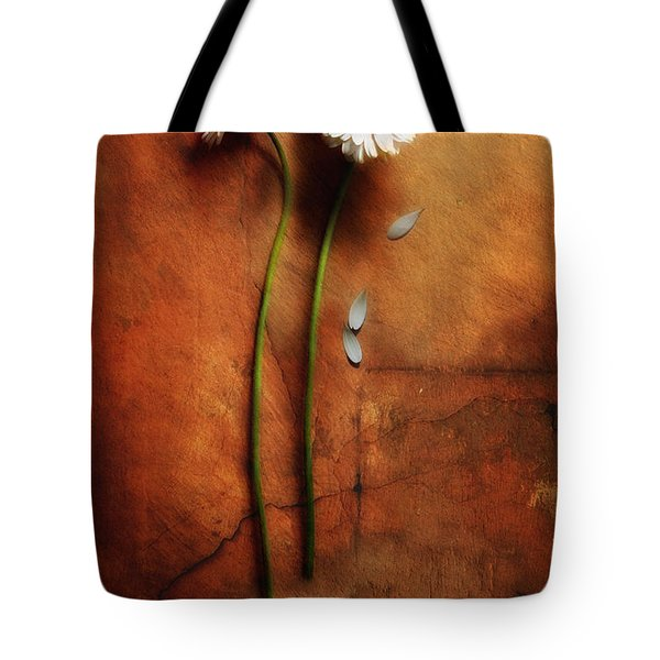 Tote Bag featuring the photograph Duet by Jaroslaw Blaminsky