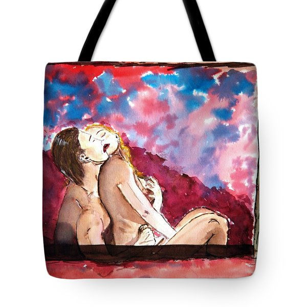 Duet Passion. Tote Bag