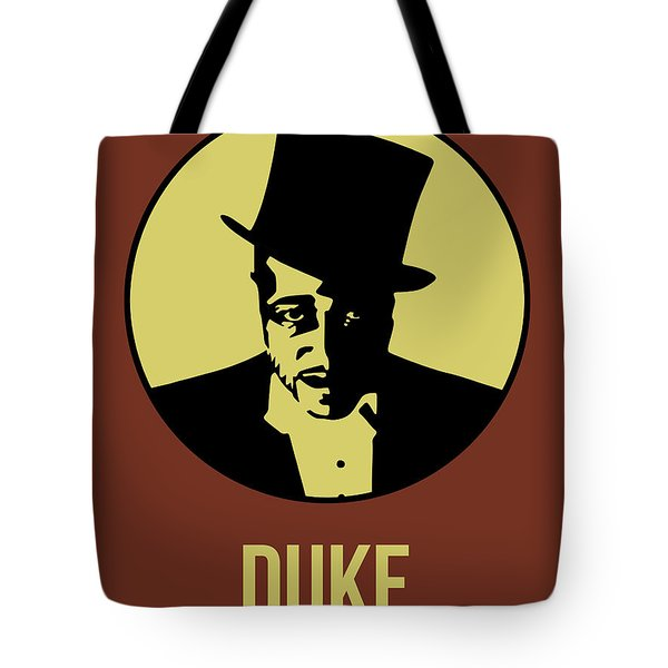 Duke Poster 1 Tote Bag