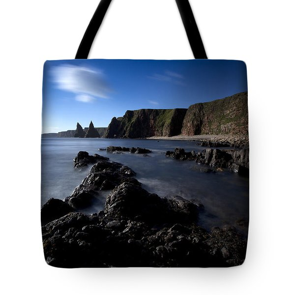 Duncansby Head Tote Bag by Roddy Atkinson