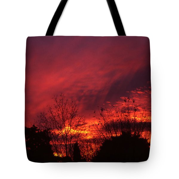 Dundee Sunset Tote Bag