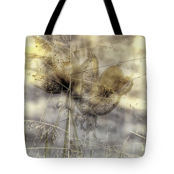 Dune Grass On Yucca Tote Bag