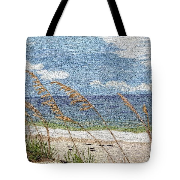Dune Tote Bag by Jenny Williams
