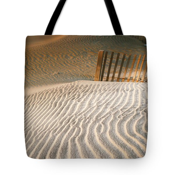 Dune Patterns IIi Tote Bag