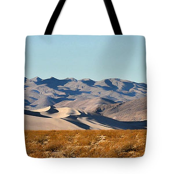 Tote Bag featuring the photograph Dunes - Death Valley by Dana Sohr