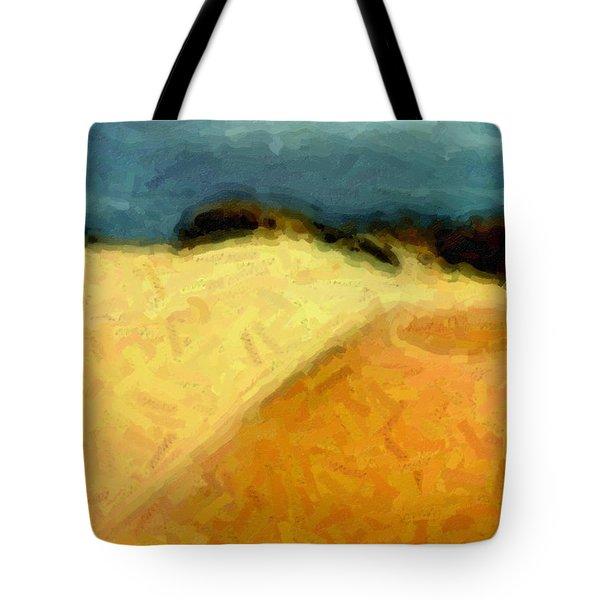 Dunes 1 Tote Bag