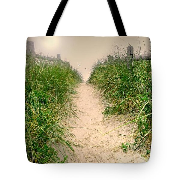 Dunes Catch Light Tote Bag