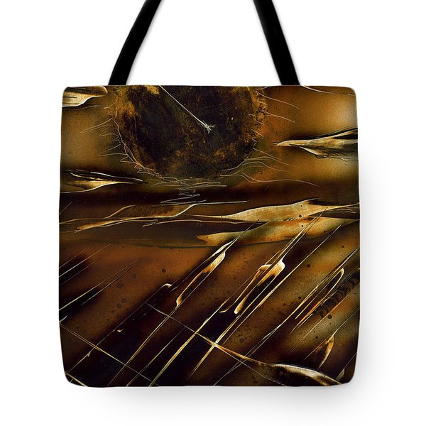 Tote Bag featuring the painting Dunes by Jason Girard