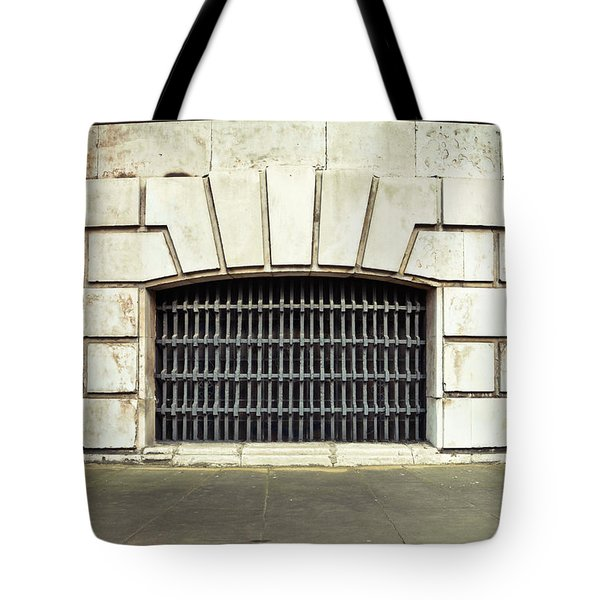 Dungeon Tote Bag by Tom Gowanlock