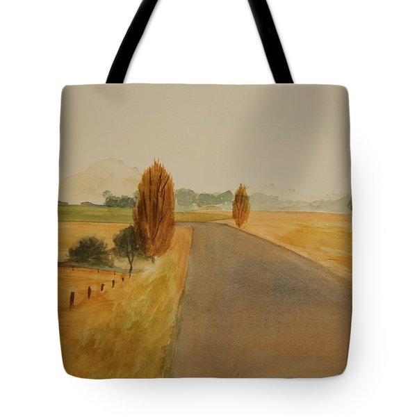 Dungog Area Nsw Australia Tote Bag by Tim Mullaney