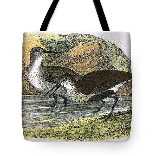 Dunlin Tote Bag by English School