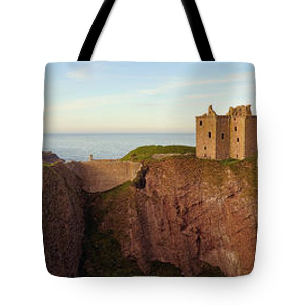 Dunnottar Castle Tote Bag