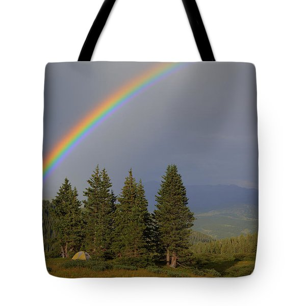 Durango Rainbow Tote Bag