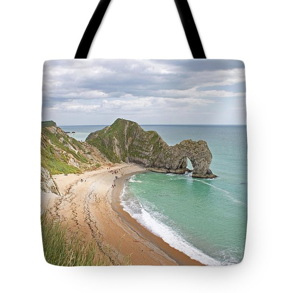 Durdle Door Tote Bag