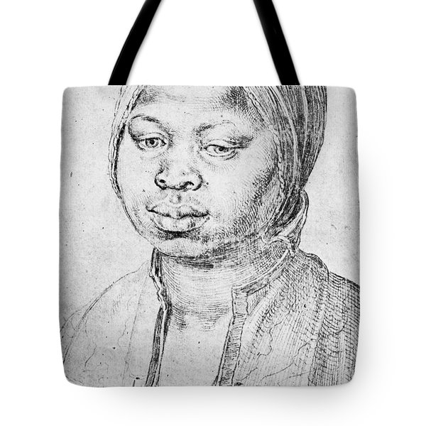 Durer Slave Woman, 1521 Tote Bag
