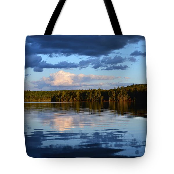 Dusk After A Storm Tote Bag