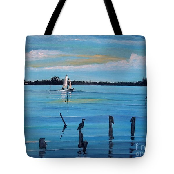 Dusk Approaching  Tote Bag