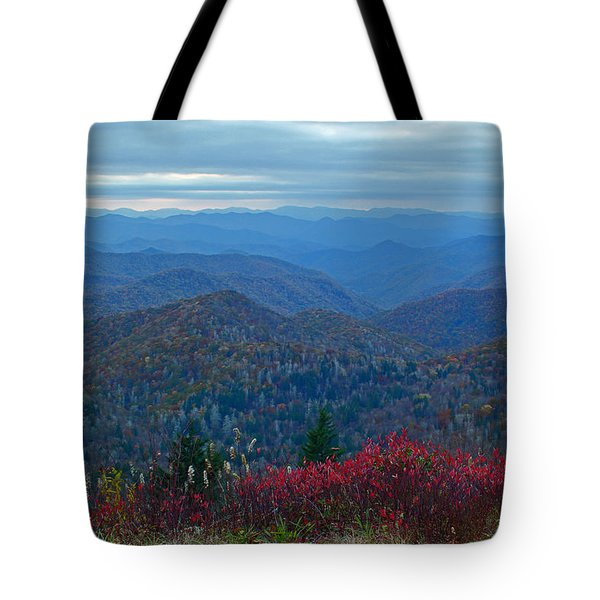 Dusk In Pastels Tote Bag