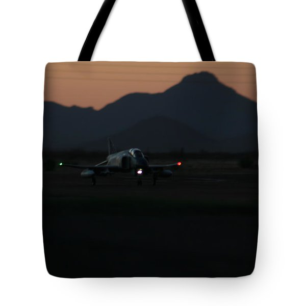 Dusk Return Tote Bag by David S Reynolds