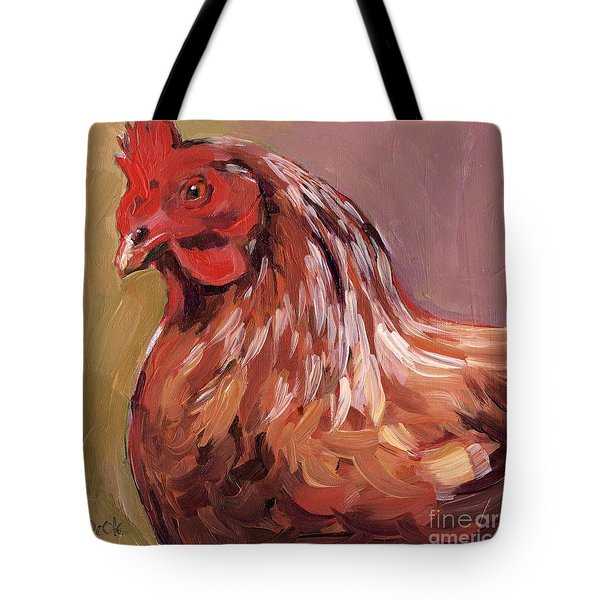 Dust Feathers Tote Bag by Molly Poole