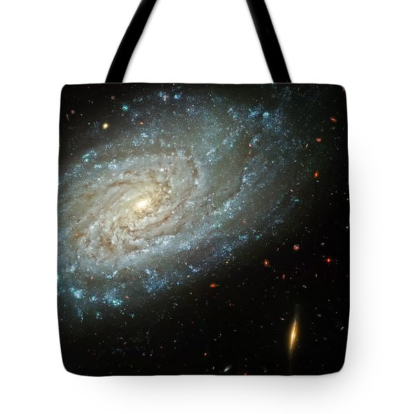 Dusty Galaxy Tote Bag by Jennifer Rondinelli Reilly - Fine Art Photography