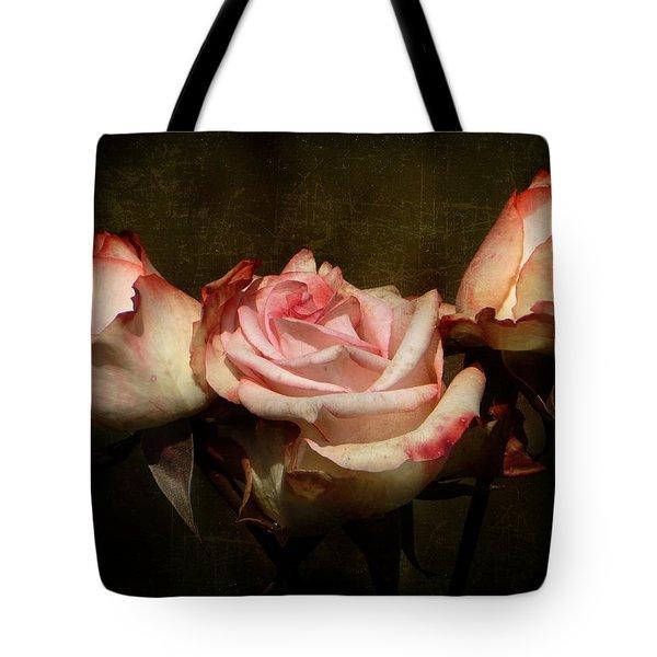 Dusty Rose Tote Bag