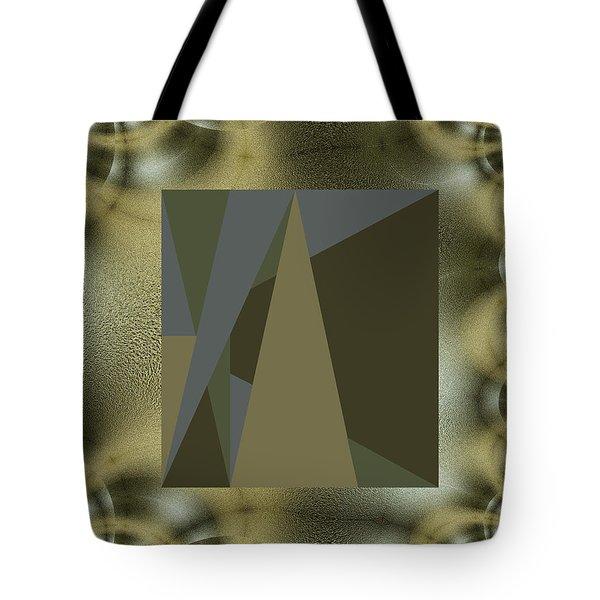 Duvet Geometrica Tote Bag