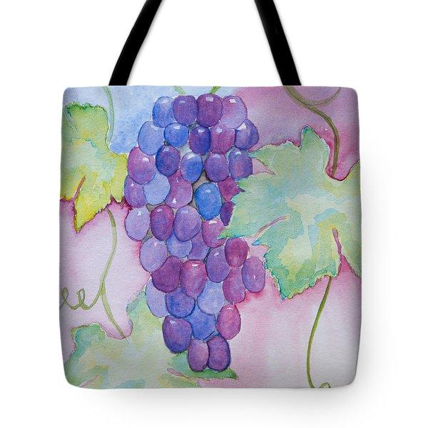 D'vine Delight Tote Bag by Heidi Smith