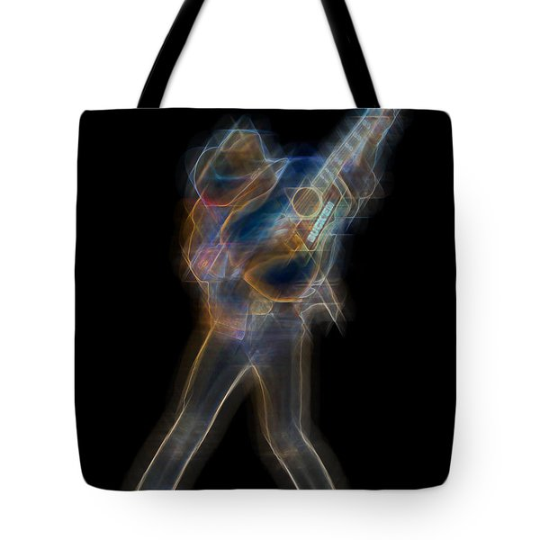 Dwight Noise Tote Bag