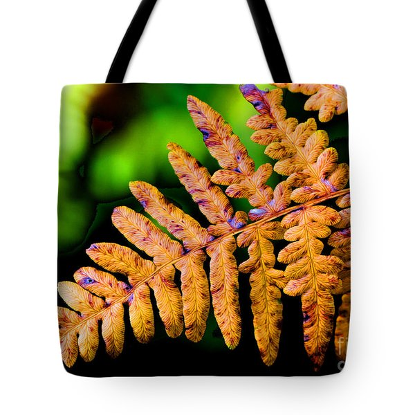 Dying Beauty Tote Bag by Tap On Photo
