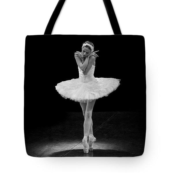 Dying Swan 5. Tote Bag