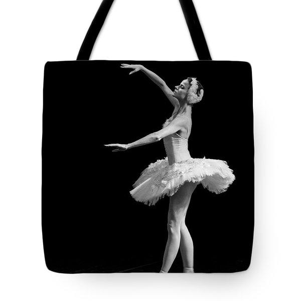 Dying Swan 8. Tote Bag