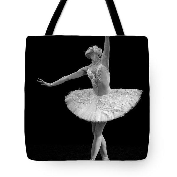 Dying Swan 9. Tote Bag