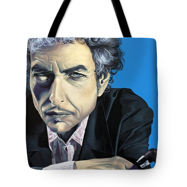 Dylan Tote Bag by Kelly Jade King