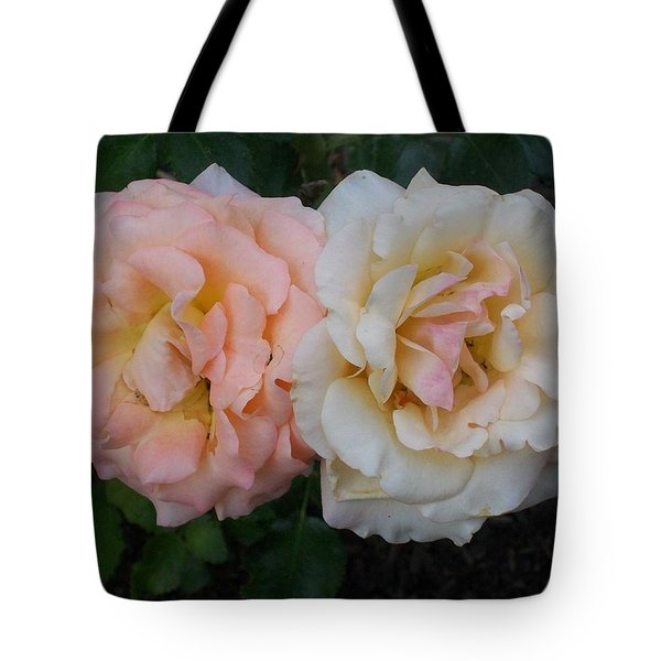 Dynamic Duo Tote Bag by Jewel Hengen