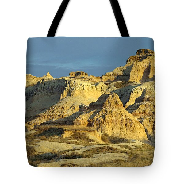 Dynamic Lighting Tote Bag by James Peterson