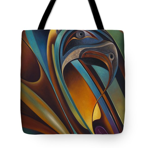 Dynamic Series #17 Tote Bag