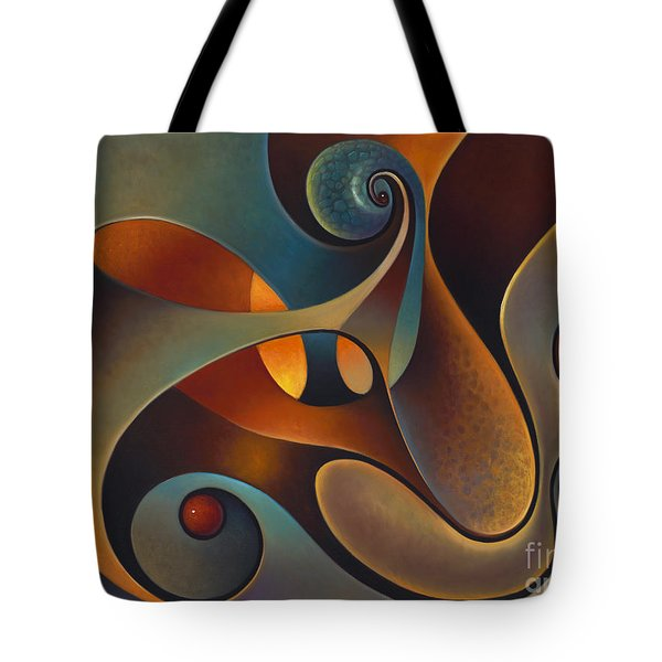Dynmaic Series #14 Tote Bag