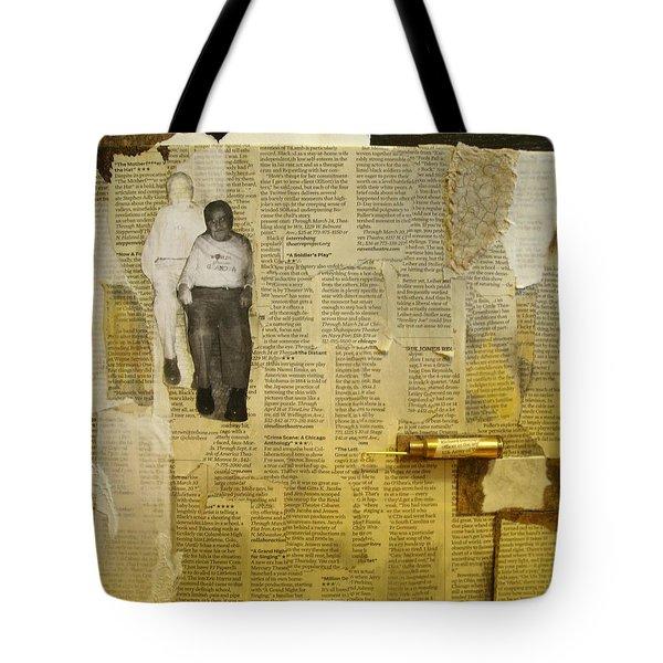 Dziadzia Tote Bag