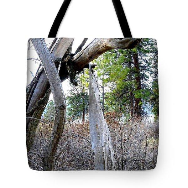 E T Tote Bag by Will Borden