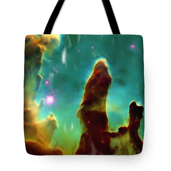 Eagle Nebula 2 Tote Bag