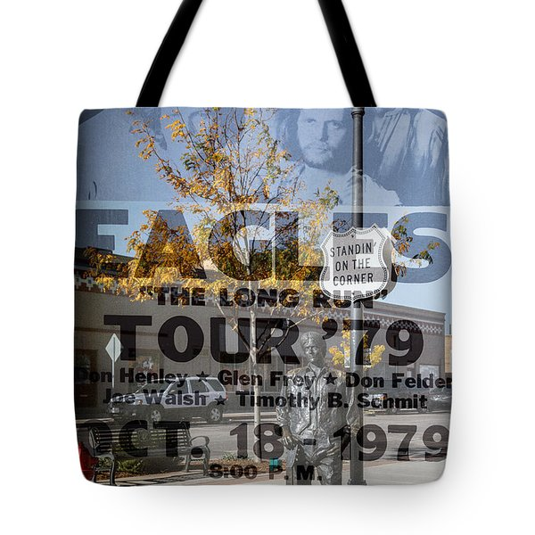 Eagles The Long Run Tour Tote Bag