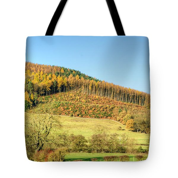 Early Autumn Tote Bag by David Birchall