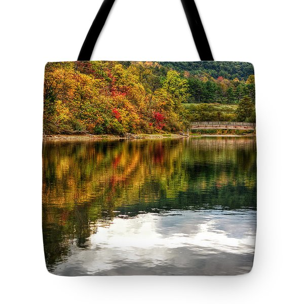 Early Autumn II Tote Bag