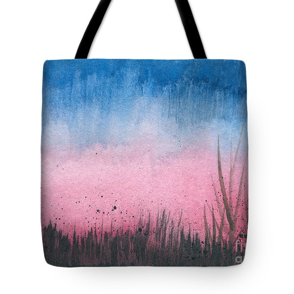 Early Dawn Tote Bag