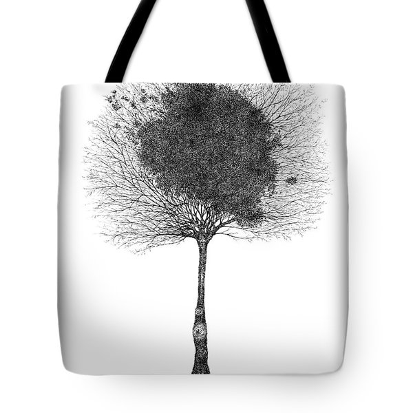 Early December Tote Bag