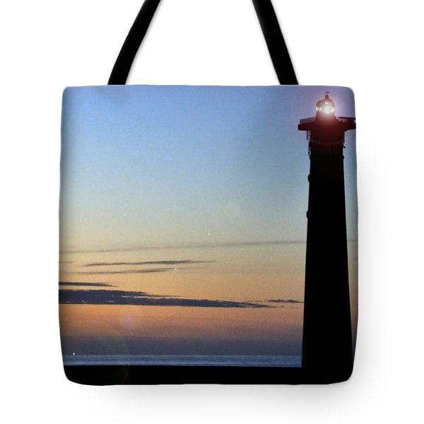 Tote Bag featuring the photograph Early In The Morning by Julis Simo