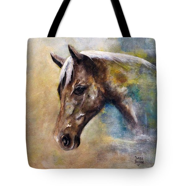 Early Morning Favorite Tote Bag by Barbie Batson